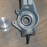 Rotary Encoder Assembly for Polaris 4-Wheeler
